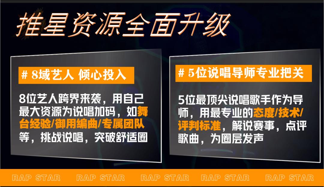 谢帝、弹壳和刘聪担任导师!节目未播出就开始Diss了?