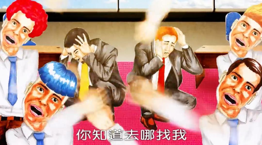 从李荣浩手中夺走金曲奖,和台北市长合作出歌,这个说唱组合的背景到底有多深?
